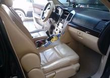 Cần bán Chevrolet Captiva LT năm 2008, màu đen