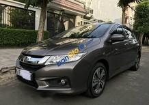 Bán xe Honda City đời 2015, màu xám số tự động