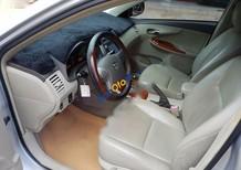 Cần bán xe Toyota Corolla Altis 1.8AT đời 2009, màu bạc