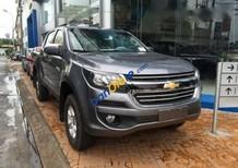 Bán xe Chevrolet Colorado 2.5 đời 2017, màu xám, giá chỉ 619 triệu