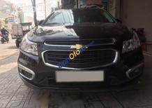 Cần bán Chevrolet Cruze đời 2016, màu đen số sàn