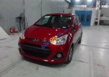 Cần bán Hyundai Grand i10 đời 2016, màu đỏ