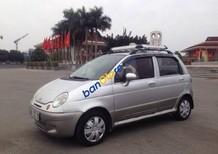 Bán xe cũ Daewoo Matiz năm 2008, màu bạc như mới