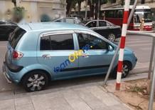 Cần bán gấp Hyundai Getz năm 2008, màu xanh