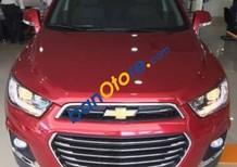 Bán Chevrolet Captiva Revv sản xuất 2016, màu đỏ, giá tốt