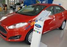 Bán Ford Fiesta Titanium 1.5AT đời 2017, màu đỏ