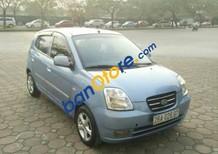 Cần bán lại xe Kia Morning đời 2007, nhập khẩu Hàn Quốc xe gia đình, giá 178tr