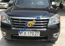 Cần bán lại xe Ford Everest 2011, màu đen số sàn, 608tr