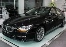 Bán ô tô BMW 6 Series 640i Gran Coupe 2017, màu đen, nhập khẩu nguyên chiếc