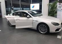 Cần bán BMW 6 Series 640i Gran Coupe 2017, màu trắng, xe nhập