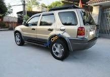 Bán Ford Escape XLT năm sản xuất 2002, màu vàng số tự động