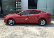 Cần bán xe Mazda 3 sản xuất năm 2016, màu đỏ