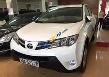 Bán Toyota RAV4 sản xuất 2015, màu trắng, nhập khẩu