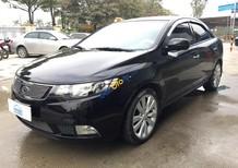 Cần bán xe Kia Forte 1.6AT sản xuất năm 2011, màu đen số tự động, 486tr