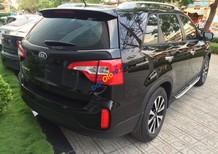 Cần bán xe Kia Sorento năm sản xuất 2017, màu đen, 951 triệu