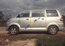 Cần bán gấp Suzuki APV sản xuất 2006, màu bạc còn mới, 240tr
