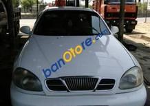 Bán Daewoo Lanos năm sản xuất 2000, màu trắng, 82 triệu