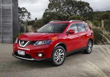 Bán xe Nissan X trail 2.5 CVT, màu đỏ, 100% nhập khẩu linh kiện nước ngoài