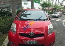 Bán Toyota Yaris MT đời 2011, màu đỏ