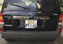 Bán xe Ford Escape XLT 3.0MT sản xuất năm 2003, màu đen, 230 triệu