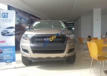 Ford Ranger Quảng Ninh - Bán phiên bản XL 2017 + Phụ kiện, hỗ trợ trả góp 80%