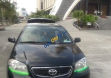 Bán ô tô Toyota Vios năm sản xuất 2005, màu đen chính chủ