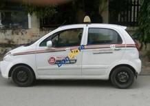Xe Chevrolet Spark năm 2011, màu trắng chính chủ, giá chỉ 135 triệu