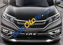 Cần bán xe Honda CR V 2.4 AT năm 2016, màu đen