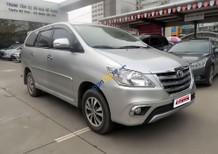 Bán xe Toyota Innova V năm sản xuất 2015, màu bạc