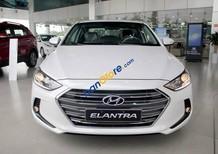 Hyundai Elantra đời 2018 màu trắng tại Hyundai Đắk Lắk, hỗ trợ vay vốn 80% giá trị xe, hotline 0935904141- 0948945599