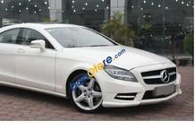 Cần bán xe Mercedes CLS350 đời 2012, màu trắng, nhập khẩu còn mới