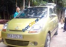 Cần bán xe Chevrolet Spark năm 2009, màu vàng xe gia đình, 145tr
