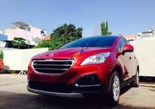 Bán ô tô Peugeot 3008 sản xuất 2016, màu đỏ