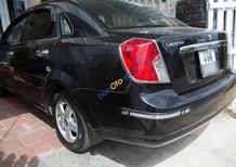 Bán ô tô Daewoo Lacetti EX năm sản xuất 2009, màu đen