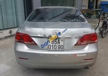 Bán Toyota Camry 2.4G đời 2007, màu bạc