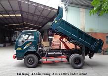 Thái Bình bán xe ben 5 tấn, 6 tấn, 7 tấn, 8 tấn Chiến Thắng 0888.141.655