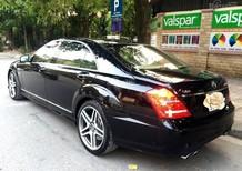 Cần bán lại xe Mercedes S63 AMG 2011, màu đen, nhập khẩu nguyên chiếc