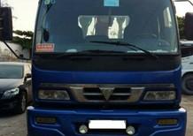 xe tải cũ Thaco Foton 7 tấn gắn cẩu Unic 360 3 khúc