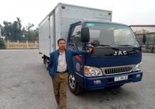 Bán xe JAC HFC đời 2017, màu xanh lam