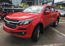 Bán xe Chevrolet Colorado 2.5 LT 4X2 đời 2018, màu đỏ, nhập khẩu, 624tr