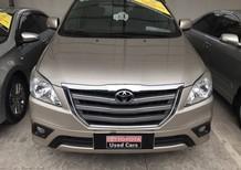 Bán Toyota Innova G đời 2014, số tự động