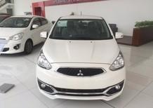 [TP.Hồ Chí Minh] Mitsubishi Mirage CVT 2017, giá tốt, hỗ trợ cho vay 80% xe