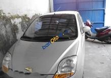 Cần bán xe Chevrolet Spark Van năm 2010, màu bạc chính chủ