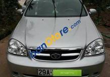 Chính chủ bán xe Daewoo Lacetti MT năm 2009, màu xám