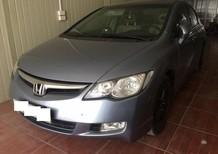 Hoàng Long Auto bán cần bán gấp Honda Civic 2.0 2007, màu xanh lam, giá tốt