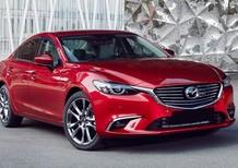 [Mazda Trần Khát Chân] Mazda 6 ưu đãi cực tốt , trả góp 85%. Liên hệ: 0973775568