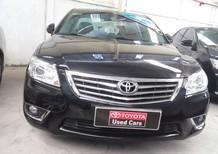 Cần bán xe Toyota Camry 2.4G 2012, màu đen giá cạnh tranh