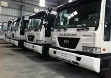 Bán xe đầu kéo  Daewoo chính hãng , Xe đầu kéo 340 Ps, giao ngay, đời 2015