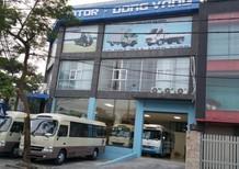 Xe khách Hyundai County Đồng Vàng thân dài - Đẳng cấp ngành vận tải