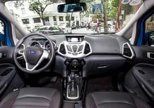 Cần bán Ford EcoSport Titanium đời 2017, màu trắng, 584tr